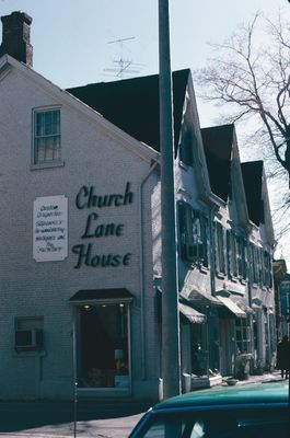 Church Lane House