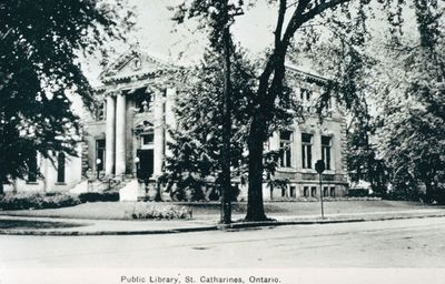 The Carnegie Public Library