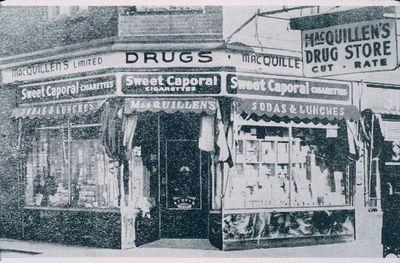 MacQuillen's Drug Store
