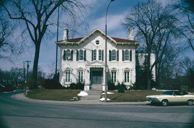 CKTB Radio Station/Merritt Family House