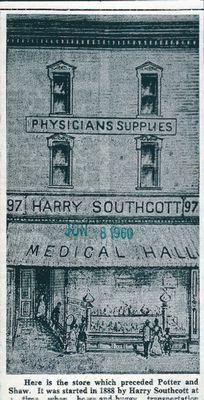 Harry Southcott Medical Supplies