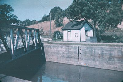 Locktenders House on the Old Canal