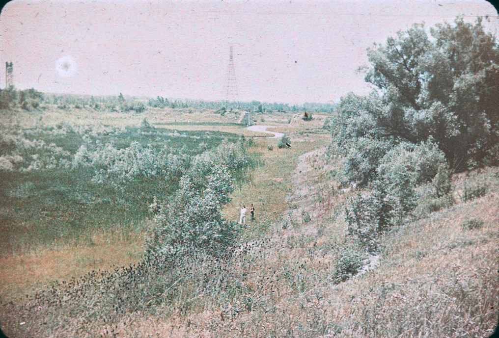 A View of a Valley Near the Welland Ship Canal