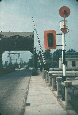 Bridge 1 on the Welland Ship Canal