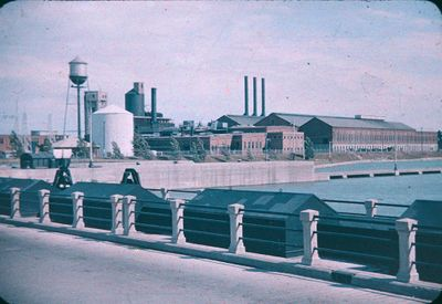 The Ontario Paper Company and the Welland Ship Canal
