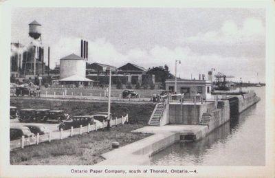 The Ontario Paper Company