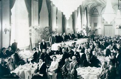 Canadian Gregg Association First Annual Banquet