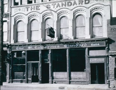 The St. Catharines Standard Offices