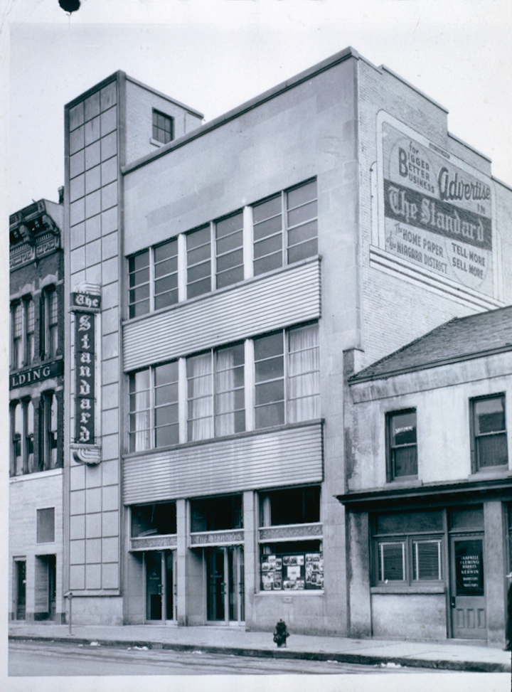 The St. Catharines Standard Office
