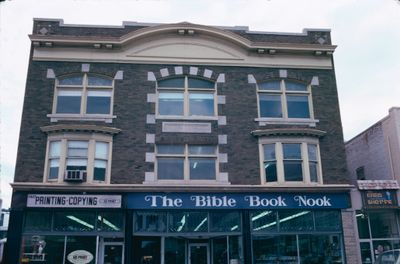 Fast Printing & Copying and The Bible Book Nook