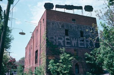 The Abandoned Taylor & Bates Brewery