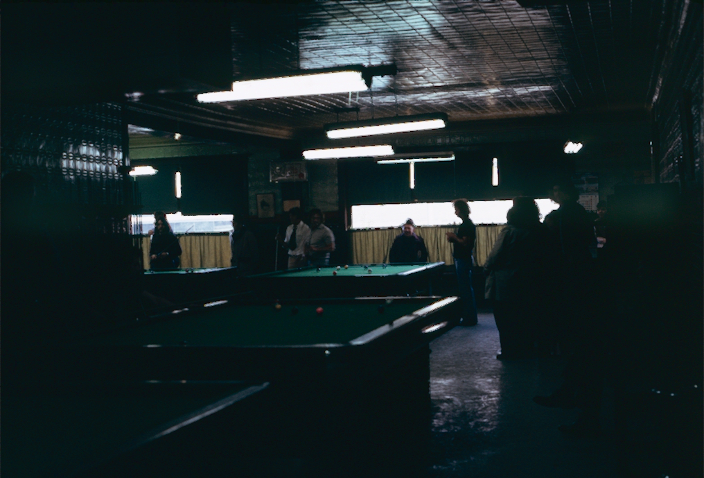 The Interior of Tim and Mac's Billiards