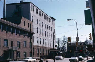 The Welland House Hotel and the St. Catharines Club