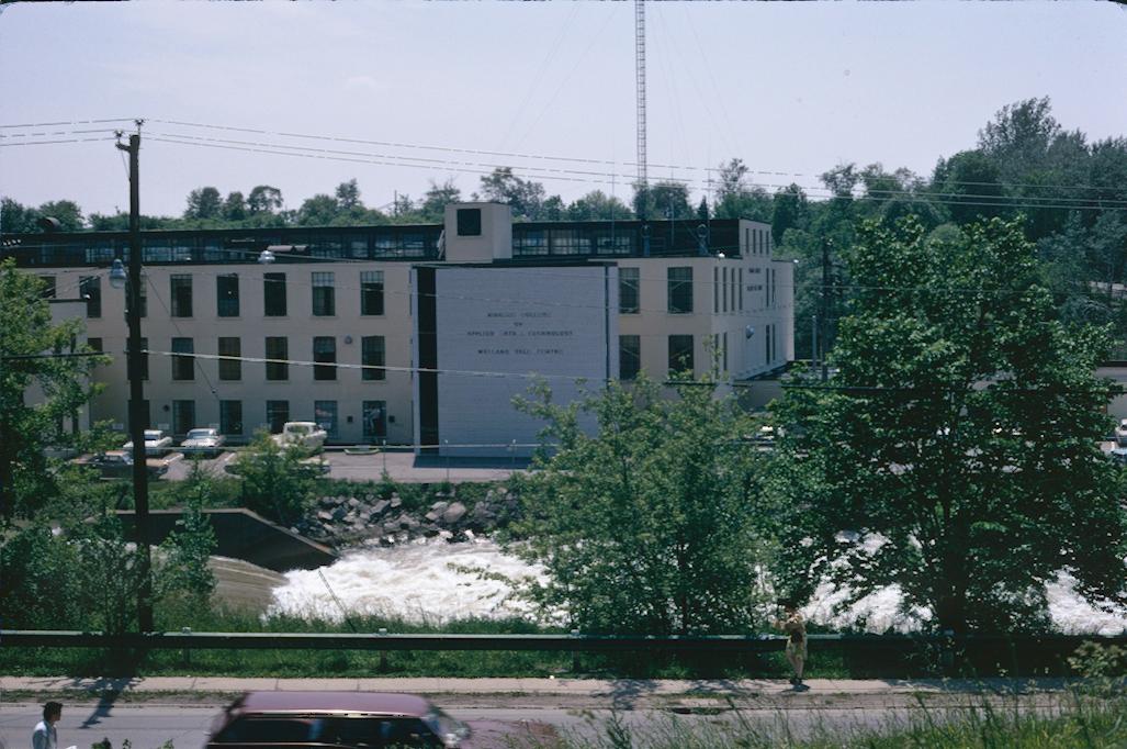 Niagara College Welland Vale Centre