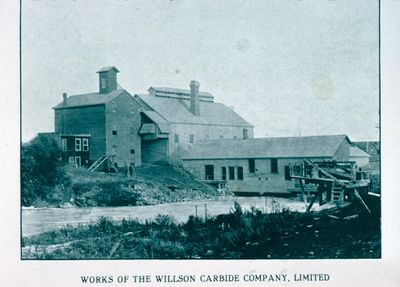 The Willson Carbide Company