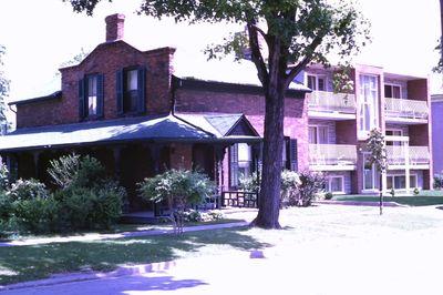 A House on Elizabeth Street