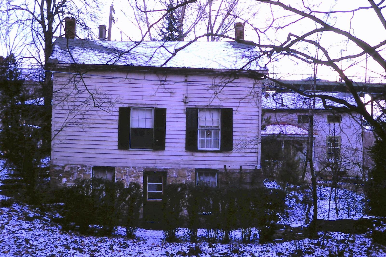 A House Near the Burgoyne Bridge
