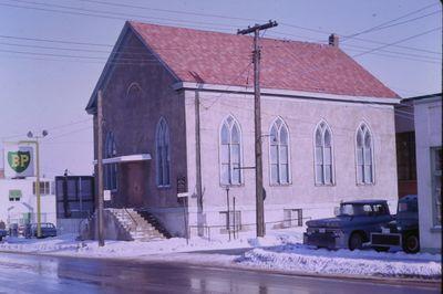 The Salem Chapel BME Church