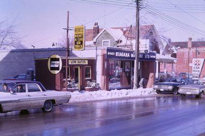 Niagara Marine Ltd. on Geneva Street