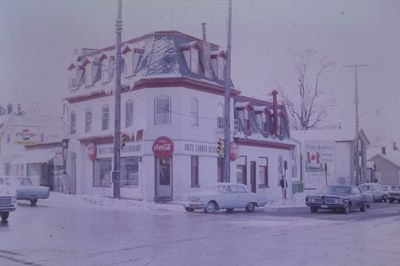 Brite Corner Restaurant on Geneva Street