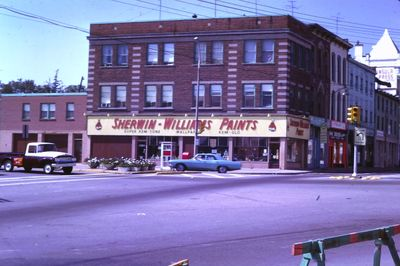 Sherwin-Williams Paints on Ontario Street