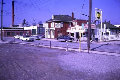 Businesses on the East Side of Ontario Street