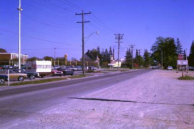 Ontario Street Looking South