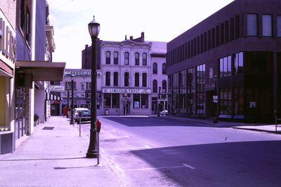 Queen Street Looking South Towards St. Paul Street