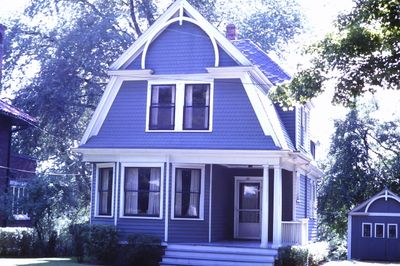 A House on Yates Street