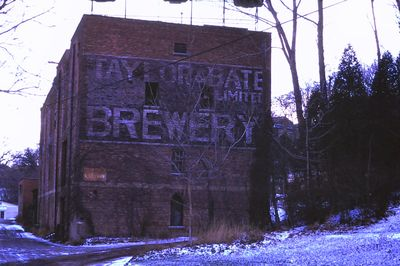 Taylor and Bates Brewery