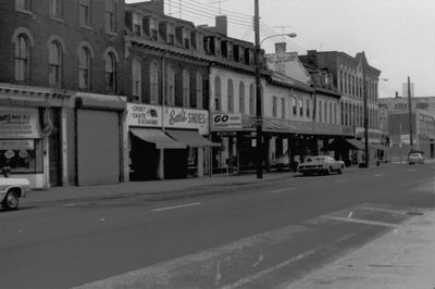 Businesses on the South Side of King Street