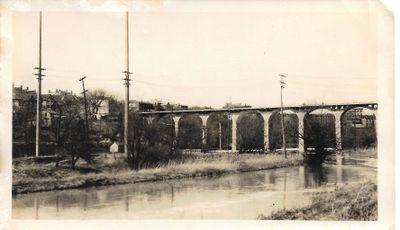 The Glenridge Bridge over the Old Welland Canal