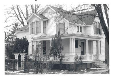 A House on Wellington Street