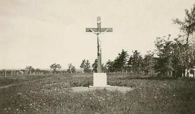 Cimetière d'Orléans - Croix