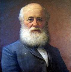 Portrait de John B. Smith.  / Portrait of John B. Smith