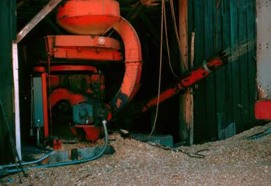 Déchiqueteur, scierie Field Lumber, Field, ON / Chipper, Field Lumber, Field, ON