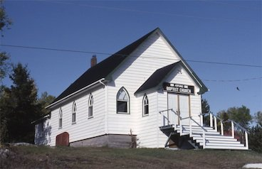 The Kipling Baptist Church, Hugel Township