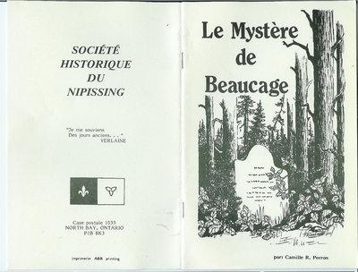 Le Mystère de Beaucage