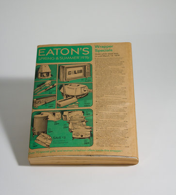 Eaton's Spring and Summer 1976 Catalogue
