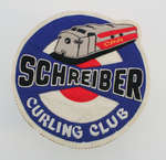 Schreiber Curling Club Badge
