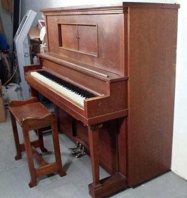Sherlock Manning Player Piano