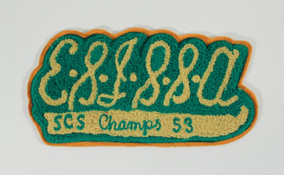 Schreiber Continuation School Championship Badge
