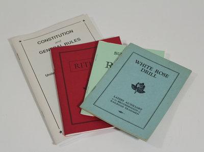Constitution and Ritual Handbooks