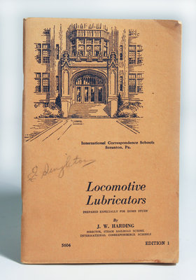 Locomotive Lubricators Pamphlet