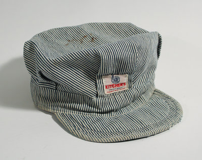 Canadian Pacific Railway Kitchen Cap