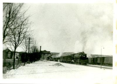 Canadian Pacific Railway Engine 2425