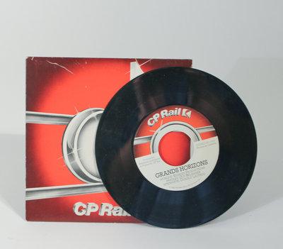 CP Rail Music Record