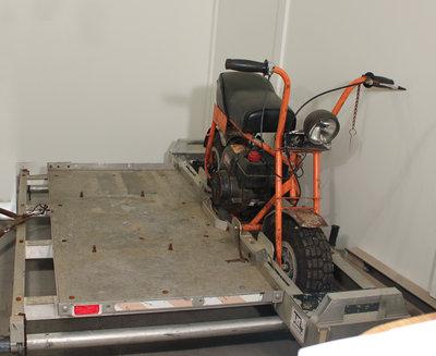Rail Sidecar