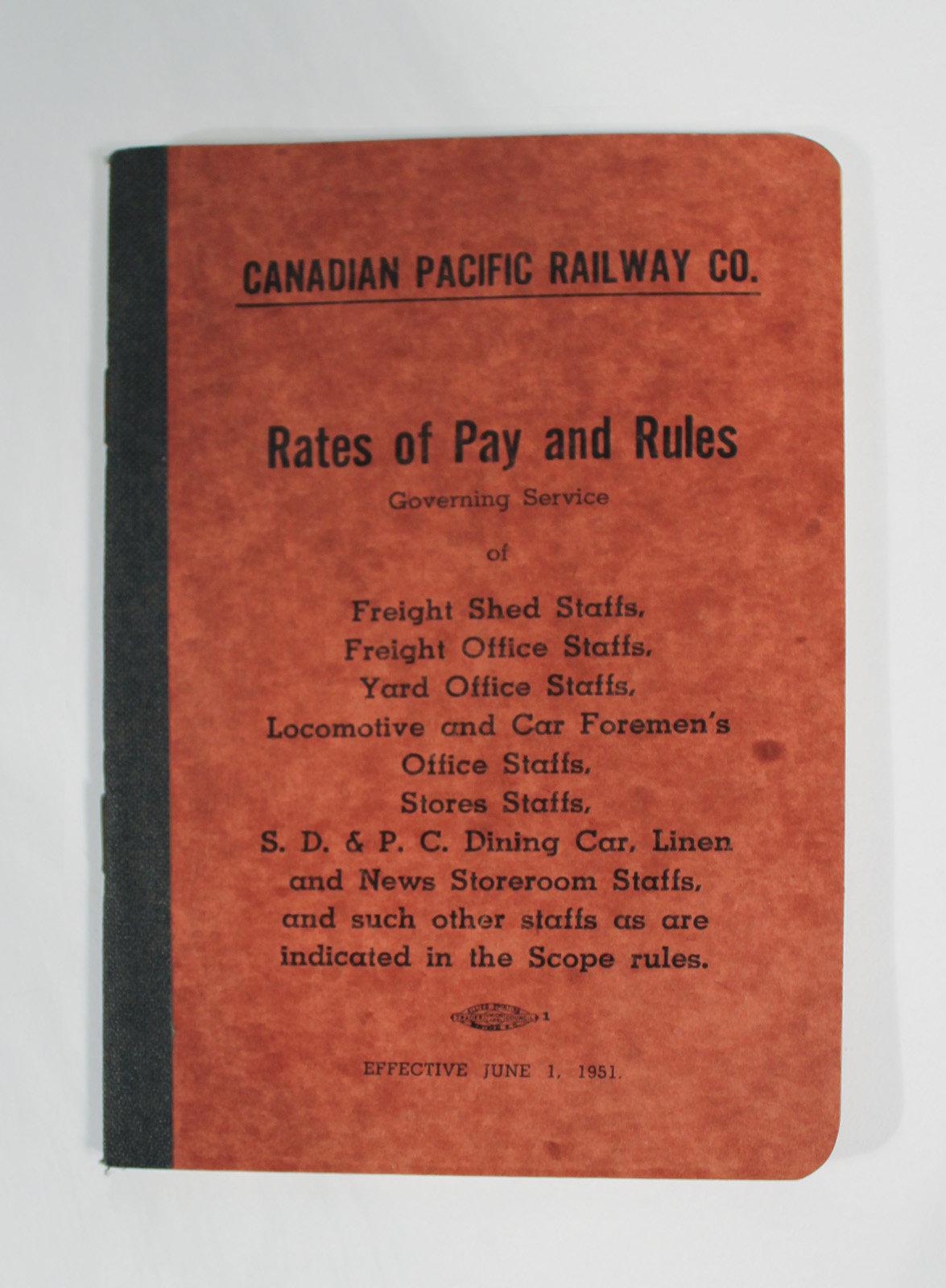 Canadian Pacific Railway Company Handbooks: The Gateway to ... Pacific Railway Company