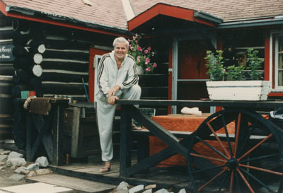 Ralph George two